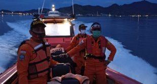 Basarnas: Lokasi Kotak Hitam Sriwijaya SJ-182 Sudah Didapatkan