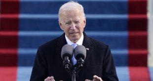 Biden Mulai Beraksi, Tebar 'Peluru' ke China, Putin & Arab