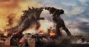 """""""Godzilla vs Kong"""" Tampilkan Pertarungan Intens Dua Monster"""