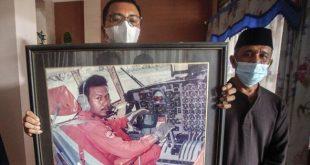 Jasad Kapten Afwan Pilot Sriwijaya Air SJ 182 Teridentifikasi