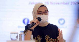 Kepala Badan Pengawas Obat dan Makanan (BPOM), Penny K Lukito. Mengatakan Efikasi Vaksin Sinovac di Indonesia Rendah