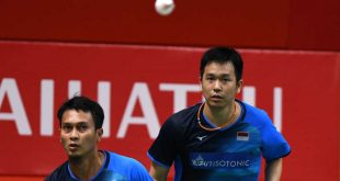Lima Wakil Indonesia Tampil di World Tour Finals Besok