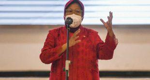 Risma Berpotensi Menjadi Lawan Terkuat Anies di Pilkada DKI