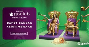 "GoClub Hadirkan Keistimewaan dan Kemudahan untuk Pelanggan Bagai ""Anak Sultan"""