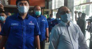 Didampingi Eks Pimpinan KPK, Demokrat Kubu AHY Gugat Kubu KLB ke PN Jakpus