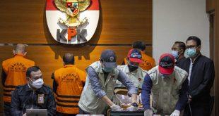 KPK Tetapkan Gubernur Sulsel Nurdin Abdullah Tersangka Kasus Suap dan Gratifikasi