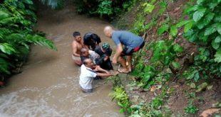 Pulang Panen, Seorang Nenek Tewas Usai Terseret dan Hanyut di Sungai
