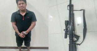 Curiga Istri Punya PIL, Kirim SMS Rayuan Palsu, Lalu Didor..