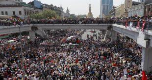 Xi Jinping Beraksi, China Kecam Junta Militer Myanmar
