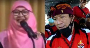 Laporan Video Viral Desak Darmawati Ditolak Polisi, Ini Penyebabnya