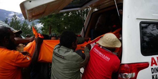Ajudan Komandan KKB Lesmin Waker Turut Tewas Ditembak TNI-Polri