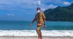 Sandiaga Uno Gagas Pantai Lampuuk Aceh Jadi Destinasi Wisata Sport Tourism