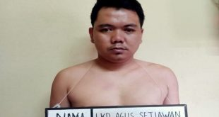 Polisi Bekuk Residivis Pembobol Kos Elite di Kawasan Renon Denpasar