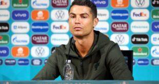 Tindakan Ronaldo Buat Nilai Pasar Saham Coca-Cola Turun Triliunan Rupiah