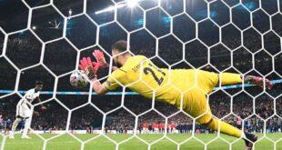 Menang Adu Penalti, Italia Juara Euro 2020