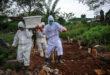 Kematian Harian Akibat Covid-19 di RI Terbanyak di Dunia