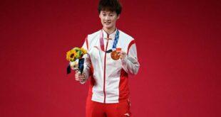 Olimpiade Tokyo: Tiongkok Kokoh di Puncak Klasemen, Amerika Gusur Jepang